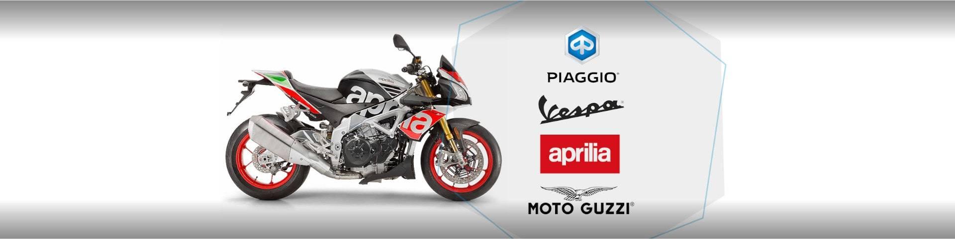 Nové značky Piaggio group