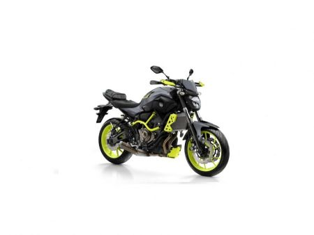 MT-07 ABS Moto Cage